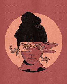 Malva Illustration | Martina Francone