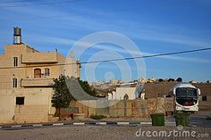 Ara`ra  BaNegev, Israel. May 11 - Houses And White Bus - Download From Over 57 Million High Quality Stock Photos, Images, Vectors. Sign up for FREE today. Image: 71352765