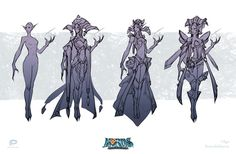 """Character concept for a new Plarium's project """"Nords: Heroes of the North""""  2015"""
