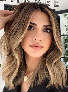Summer Hair Color For Brunettes, Summer Brown Hair, Spring Hair Colors, Highlighted Hair For Brunettes, Brown Hair With Ash Blonde Highlights, Brown Hair Inspo, Dark Brown Hair With Blonde Highlights, Blonde Hair For Brunettes, Balayage Hair Brunette With Blonde