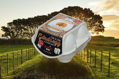 Flemming Egg - Norgesdesign AS - Design og kommunikasjon Packaging Design, Eggs, Egg, Design Packaging, Package Design, Egg As Food