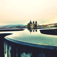La Major vue du chemin de dentelles du Mucem, Marseille  #MP2013 by @Siropderue de Rue
