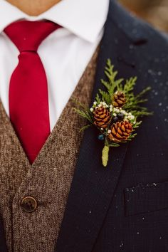 Winter Boutonniere, Corsage And Boutonniere, Groom Boutonniere, Boutonnieres, Bullet Boutonniere, Thistle Boutonniere, Blue Corsage, Winter Bouquet, Winter Wedding Flowers