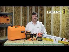 Johnson Level 40-6537 Electronic Self-Leveling Horizontal Rotary Laser - YouTube