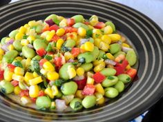 Make and share this Edamame Salad recipe from Food.com.