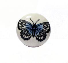 Gałka Motyl - galkidoszafek - Uchwyty meblowe