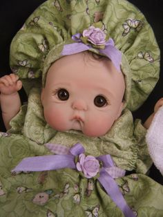 baby tutorial on how to make full sculpt ooak polymer clay babies