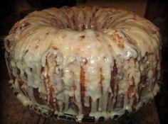 Pecan Pie Pound cake.