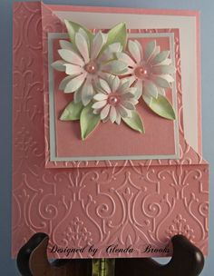 MagPie's Corner: A Birthday Card.....