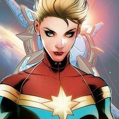Capitã Marvel Marvel Heroines, Marvel Characters, Marvel Movies, Marvel Comics Art, Ms Marvel, Marvel Avengers, Gardians Of The Galaxy, Captain Marvel Carol Danvers, Wonder Woman Art