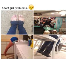 Are you looking for short girl memes? Here are 20 memes that best describes how it& like being short. Can you relate? Short People Memes, Short Girl Quotes, Short Memes, Short People Problems, Girl Problems Funny, Short Girl Problems, Some Funny Jokes, Really Funny Memes, Hilarious