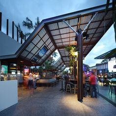 KP architects- exterior canopy