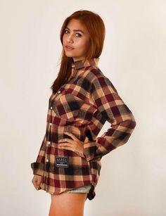 REBEL CLOTH FLANNEL