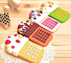 I found 'Cupcake Calculators~!!' on Wish, check it out!