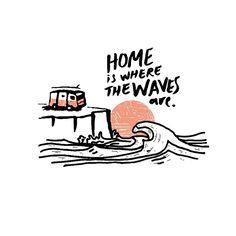 Pinterest: AlwaysAyris❁ #surfingquotes