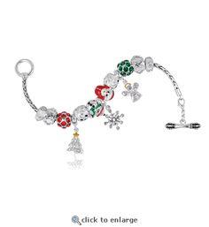 Davinci Holiday Fun Bracelet Beads Retail Therapy Pandora Iowa