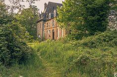 Château abandonné en France   urbexsession.com/chateau-marko-bey   Urbex France
