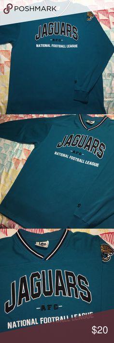 Vintage Jacksonville Jaguars Football Sweatshirt Size XL - Lee Shirts Sweatshirts & Hoodies