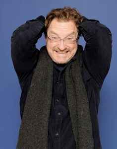 Stephen Root.  What can you say?  He's probably best known as Milton in Office Space, but for my money you can't beat him as Jimmy James on Newsradio. Hundreds of roles and he always brings the goods.
