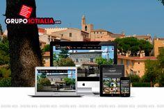 Grupo Actialia somos una empresa que ofrecemos servicio de diseño web en Begur. Ofrecemos diseño de páginas web, programación a medida, tienda online, blog social. Para más información www.grupoactialia.com o 972.983.614