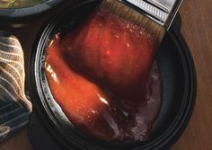 Inspiration to grill this week - #Bourbon and Brown Sugar Barbecue Sauce