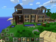 Minecraft Mansion