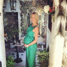 my maternity style in a #camilynbeth @Camilyn Beth #36weeks