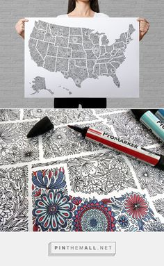 World map poster coloring travel map of the world adult coloring coloring pages are said to be very good for children starting the primary school they start it so early now and many of them have trouble focusing gumiabroncs Images