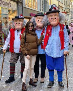 Swiss Travel, Lucerne, Canada Goose Jackets, Switzerland, Harajuku, Carnival, Winter Jackets, Beautiful, Style