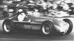 1950 Reg Parnell, Alfa Romeo 158