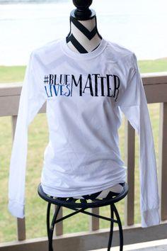 bd171c91 Blue Lives Matter Shirt, Police Wife, LEO Wife, Police Wife Shirt, Police  Office Wife, Thin Blue Line, Police Wife Tops, Police Wife Tees