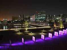 Illuminations of Yokohama |象の鼻パーク