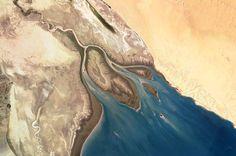 the Colorado River Delta