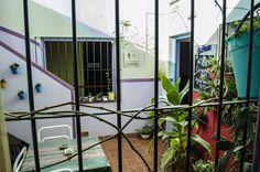 Patio interno, un lugar fresco y de tranquilidad Fresco, Fresh