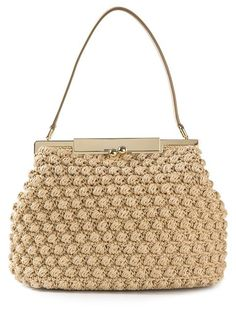 Dolce & Gabbana Medium Crochet Bag - A.m.r. - Farfetch.com