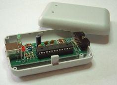 USBasp original site - USB programmer for Atmel AVR controllers