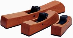 A simple method for building three basic hand planes.