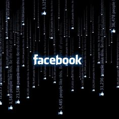 Facebook Matrix #iPad #Air #Wallpaper