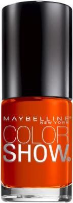 Maybelline Color Show Nail Polish - An Old Flame