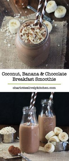 Chocolate breakfast smoothie | http://www.hercampus.com/school/nottingham/healthy-snack-ideas-revision