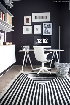 Workspace by Valkoinen Harmaja