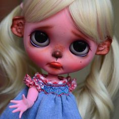 First time with the pink skin.Monkey ^^ 🐒🐒🐒🐒🐒🐒🐒🐒🐒🐒🐒🐒🐒🐒  she wants, someone to play with her... not FA /  for commission #commissionblythe #customblythe #cutedolls #blythestagram #blythedoll #blythecustom # #artdolls #poonchaya  #dollstagram #カスタムブライス #dollphotography #ブライスアウトフィット  #ブライス #customdolls #instablythe #blythecustomizer #blythecustomdoll #fab_toys #instadolls #poonchayacustom #poonchaya #브라이스 #玩偶