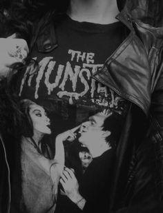 Psychobilly/Punk/Goth Style  ̶Sk̶y̶e ̶Th̶e ̶Pu̶n̶k Whore - Source Tumblr