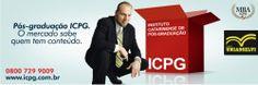 Outdoor para campanha de matrículas ICPG.