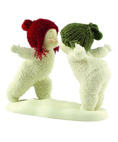Look at this Department 56 Baby Snowmen Figurine on #zulily today!