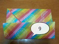 복주머니접기 순서 : 네이버 블로그