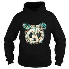 I Love Panda Tiger funny shirts T-Shirts
