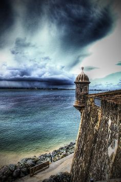 Old San Juan, Puerto Rico. I was able to visit this place a couple of years ago, if you haven't been yet, put it on your list. Puerto Rico has a lot to offer, I'd go back again in a heartbeat