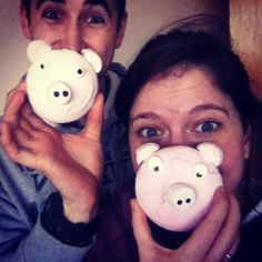 #100happydays day 59... Pigs!