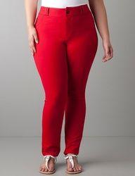 Cute red pants :)